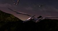 Pteranodon Muerta