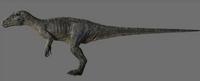 JW-FK Allosaurus Model