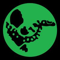 Jurassic Park Stegosaurus Logo