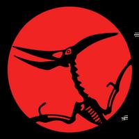 Jurassic Park Pteranodon Logo