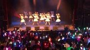 【Amaitsuki】Angerme's first live in PARIS - Opening act at LA CIGALE【踊って歌ってみた】