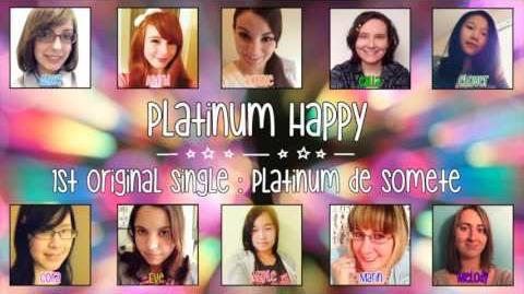 ☆ Platinum Happy ☆ Platinum de Somete! -Japanese Version-