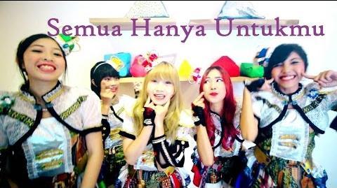 Lumina Scarlet - Semua Hanya Untukmu MV (Original Song)