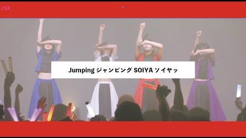 Jumping ジャンピング! SOIYA ソイヤッ!- LIVE VIDEO