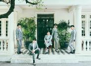 The Gospellers - G25 Beautiful Harmony promotional photo
