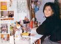 Yukko in early 1985 p14