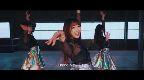 【MV】ROSARIO+CROSS 8th Sg「Brand New Smile」(2019.2.22発売)