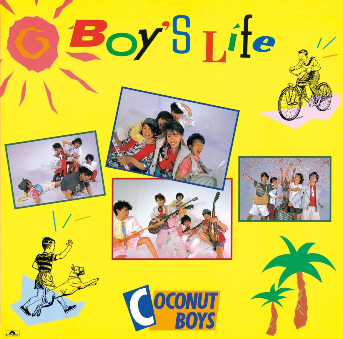 Boy's Life (C-C-B)