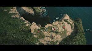 BLUE ENCOUNT 『ポラリス』Music Video【アニメ『僕のヒーローアカデミア』第4期オープニングテーマ】