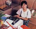 Yukko in 1984 p64