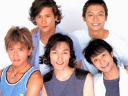 Smap in early 2000s p1