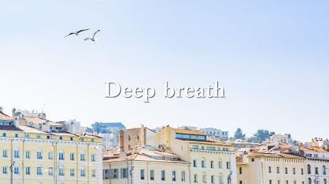 Deep breath - Lyric Video