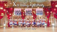 X21 「Friday Night Party」MUSIC VIDEO&井頭愛海告知CM