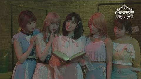 CHERRSEE 5th Single『BiBiDi BaBiDi Boo』MV Teaser公開