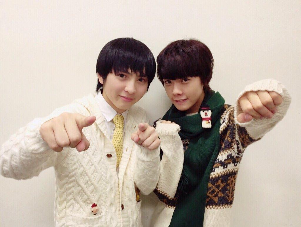 Haruki & Jinto from M!LK