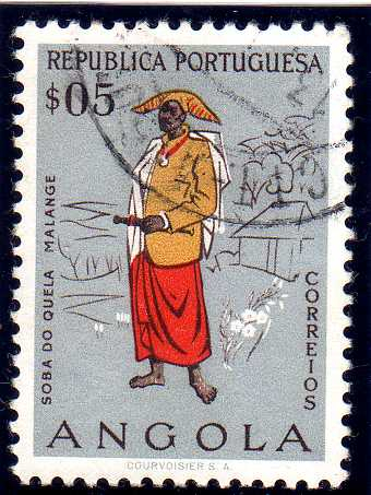Angola 1957 Indigenous Peoples of Angola a.jpg