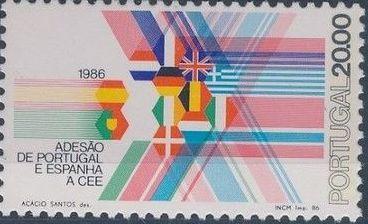 Portugal 1986 Catalogue
