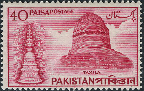 Pakistan 1963 Archaeological Sites c.jpg