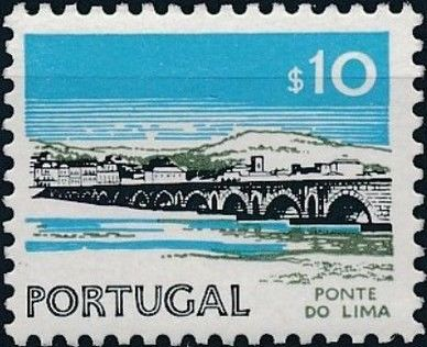 Portugal 1974 Landscapes and Monuments (4th Group)