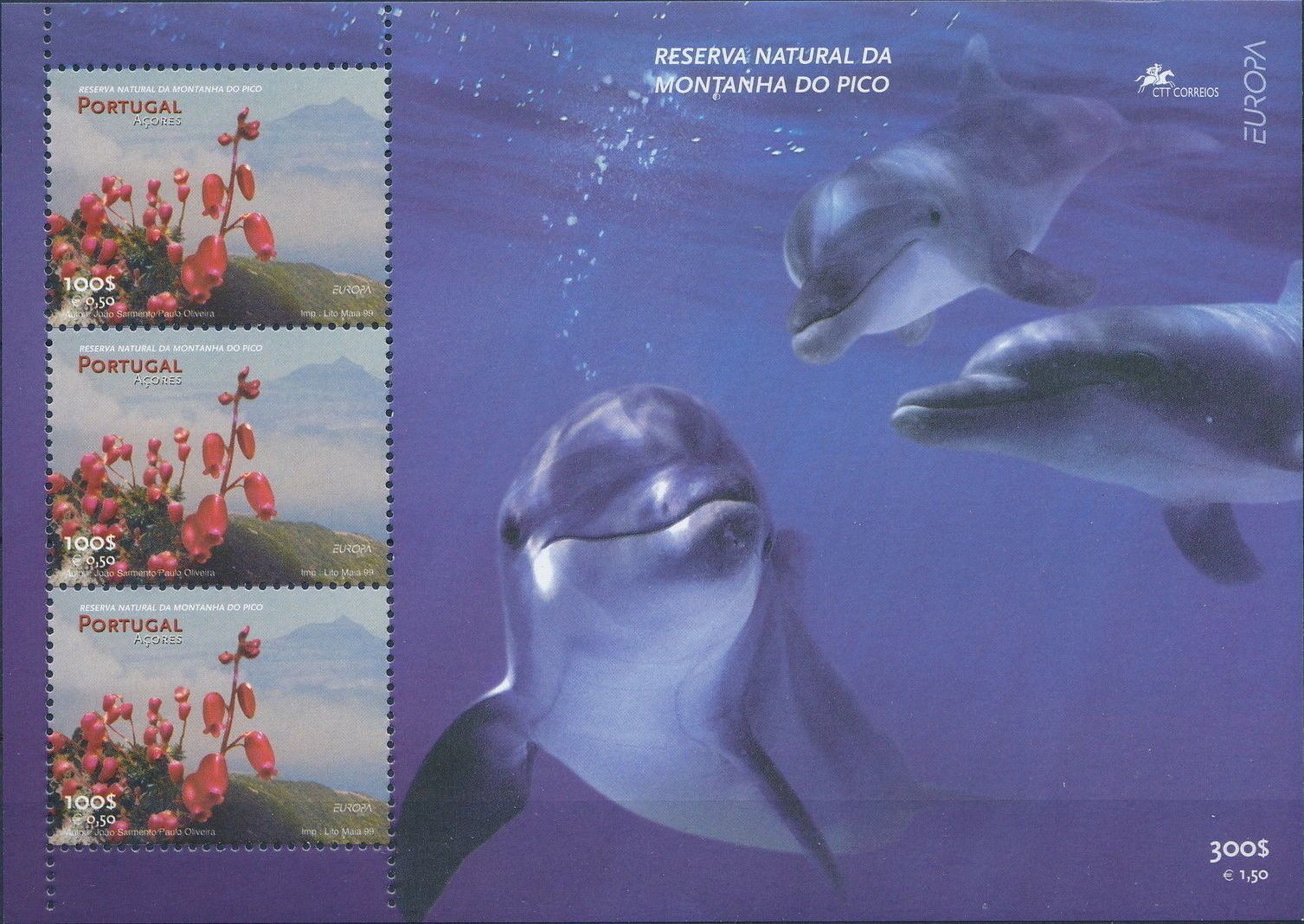 Azores 1999 EUROPA - Nature and National Parks c.jpg