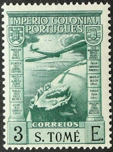 St Thomas and Prince 1938 Portuguese Colonial Empire (Airmail Stamps) f.jpg