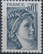 France 1978 Sabine after Jacques-Louis David (1748-1825) (2nd Issue)