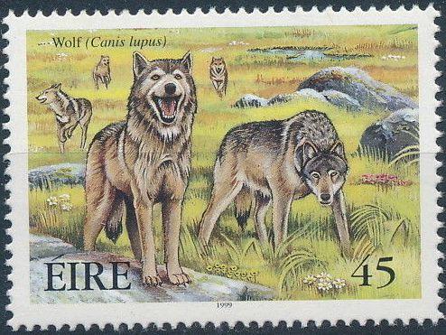 Ireland 1999 Extinct Irish Animals d.jpg