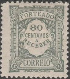 Portugal 1922 Postage Due Stamps (Unicolor) o.jpg
