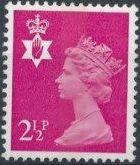 Great Britain - Northern Ireland 1971 Machins