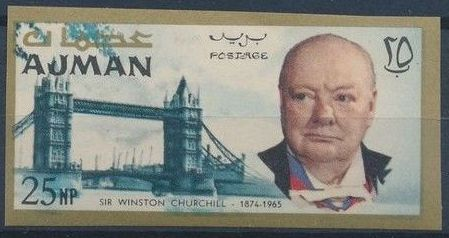 Ajman 1966 Winston Churchill i.jpg