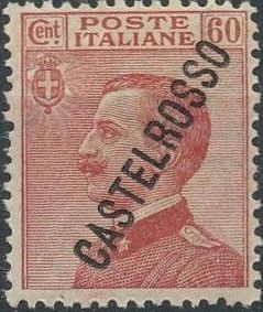 "Italy (Aegean Islands)-Castelrosso 1924 Definitives of Italy - Overprinted ""CASTELROSSO"" g.jpg"