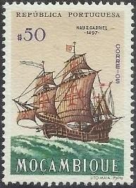 Mozambique 1963 Development of Sailing Ships d.jpg