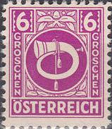 Austria 1945 Posthorn e.jpg