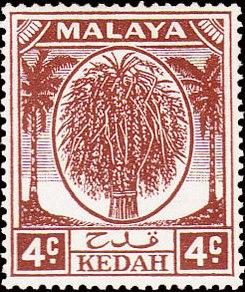 Malaya-Kedah 1950 Definitives d.jpg