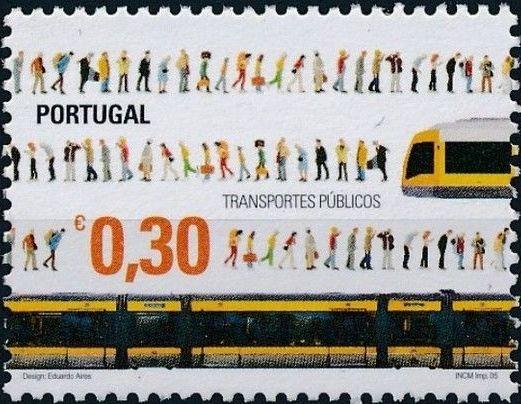 Portugal 2005 Public Transportation