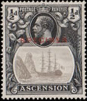 Ascension 1924 Seal of the Colony m.jpg