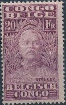 Belgian Congo 1928 Sir Henry Morton Stanley o.jpg
