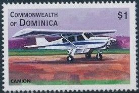 Dominica 1998 Modern Aircrafts o.jpg