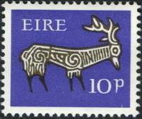 Ireland 1969 Old Irish Animal Symbols i.jpg