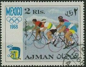 Ajman 1968 Olympic Games - Mexico g.jpg