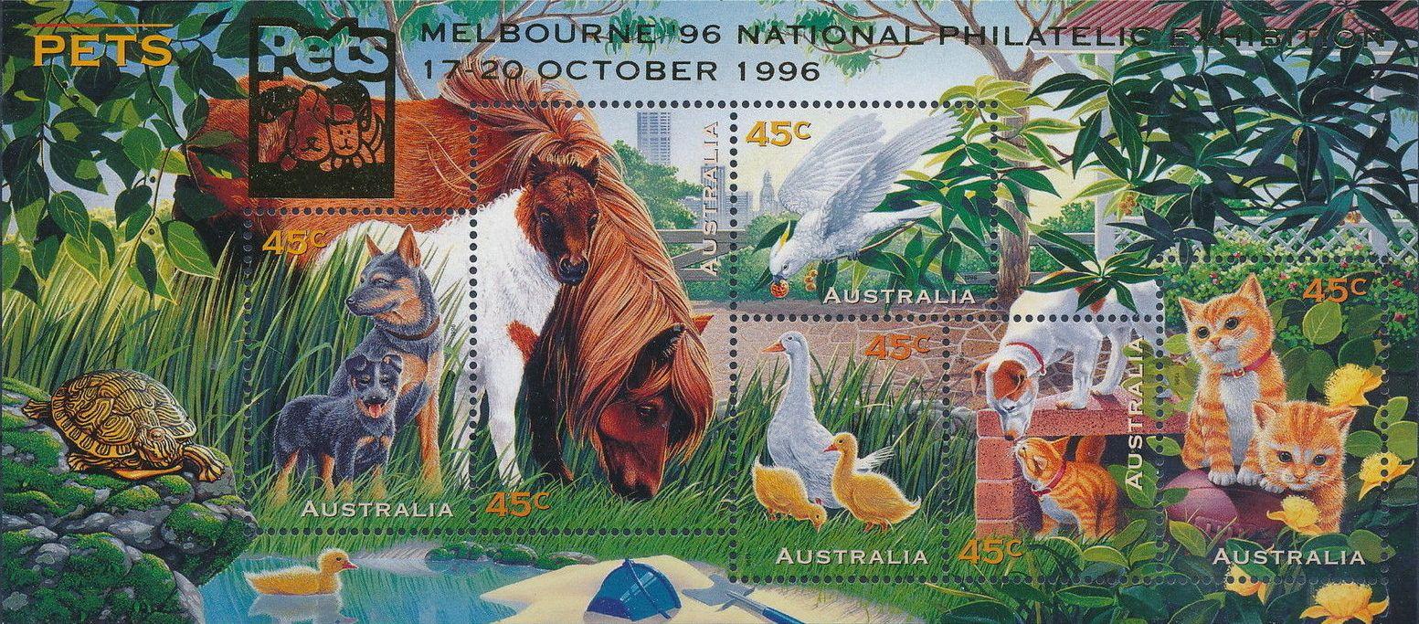 Australia 1996 Pets i.jpg
