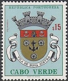Cape Verde 1961 Arms of Towns of Cape Verde b.jpg