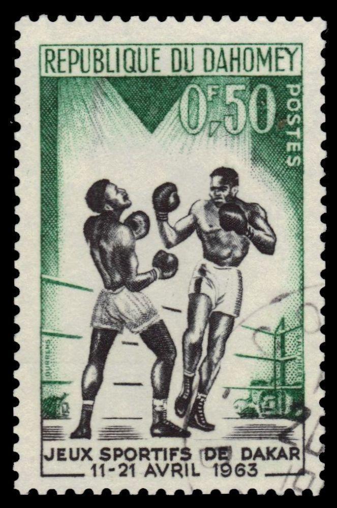 Dahomey 1963 Friendship Games