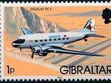 Gibraltar 1982 Airplanes