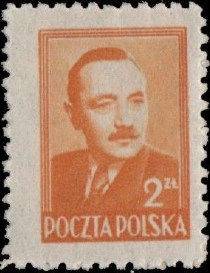 Poland 1949 President Boleslaw Bierut (2nd Group) a.jpg