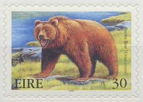 Ireland 1999 Extinct Irish Animals f.jpg