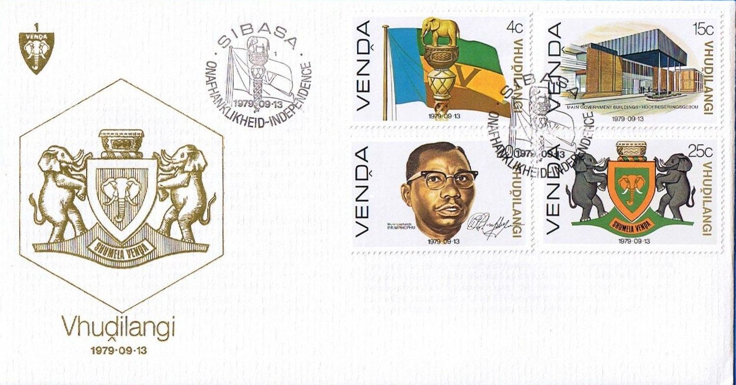 Venda 1979 Independence from South Africa