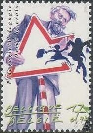 Belgium 2001 The 20th Century III - Science and Technology a.jpg