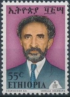 Ethiopia 1973 Emperor Haile Sellasie I k.jpg