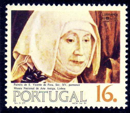 Portugal 1984 Portugues-Brazilian Stamp Exhibition LUBRAPEX '84